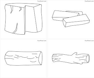 log coloring pages free printable log coloring pages for kids fourcoloring coloring pages log