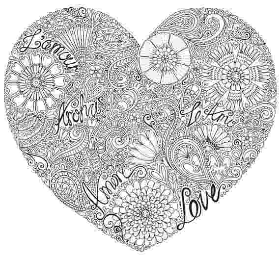 love hearts pictures to colour free printable heart coloring pages for kids cool2bkids to colour pictures hearts love