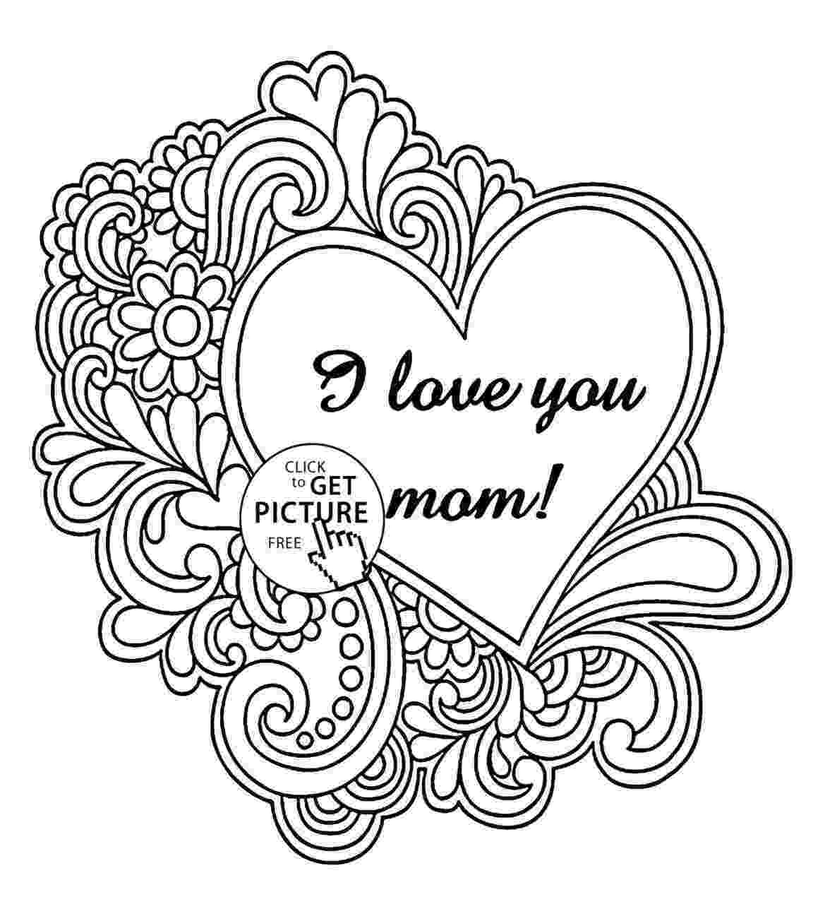 love hearts pictures to colour free printable heart coloring pages for kids pictures to love hearts colour