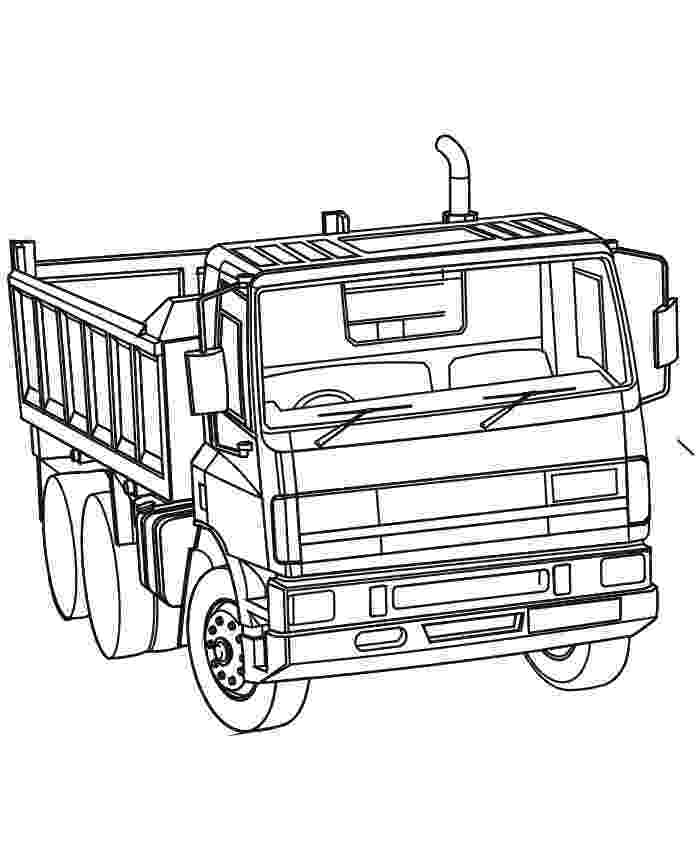 mack truck coloring pages mack truck coloring pages at getcoloringscom free coloring pages mack truck