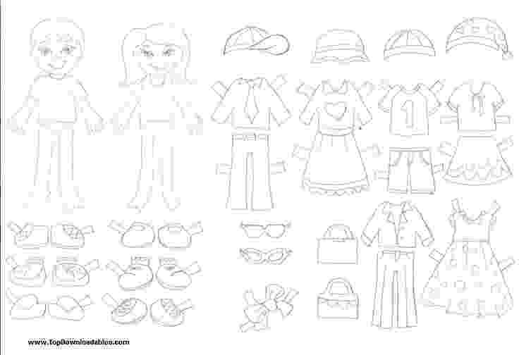 male paper doll cutouts paper dolls boy and girl motif ida houston digitized cutouts paper doll male