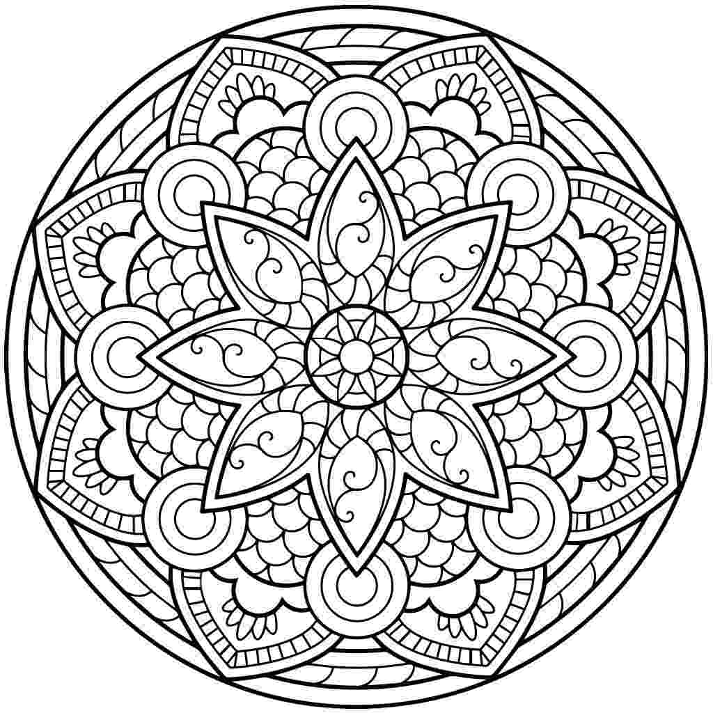 mandala art coloring pages mandala coloring pages for kids to download and print for free pages mandala coloring art