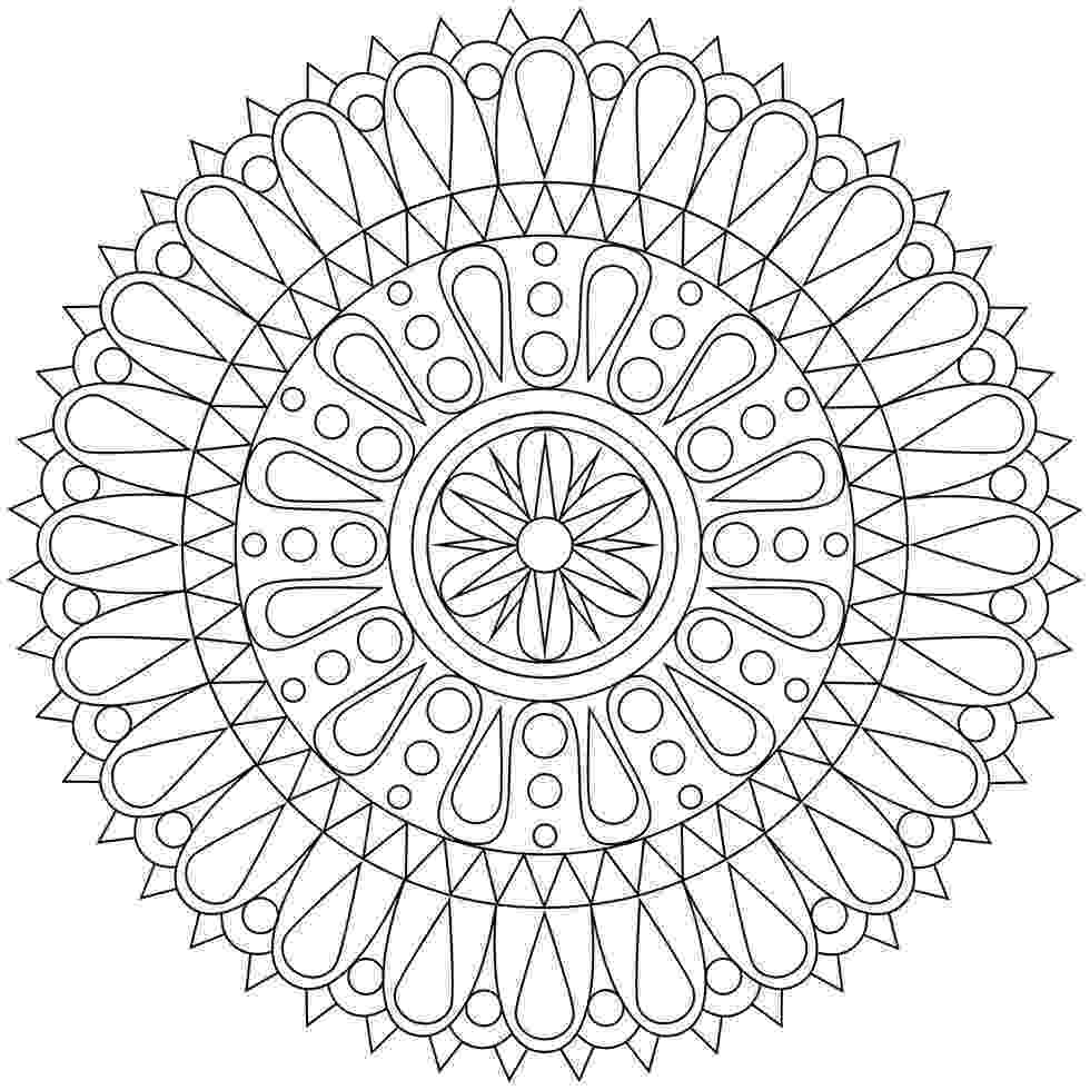 mandala color mandala coloring pages for kids to download and print for free color mandala