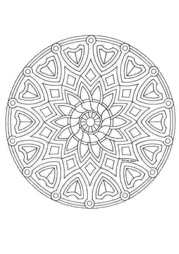 mandala coloring book online mandala 4c coloring pages hellokidscom coloring mandala online book
