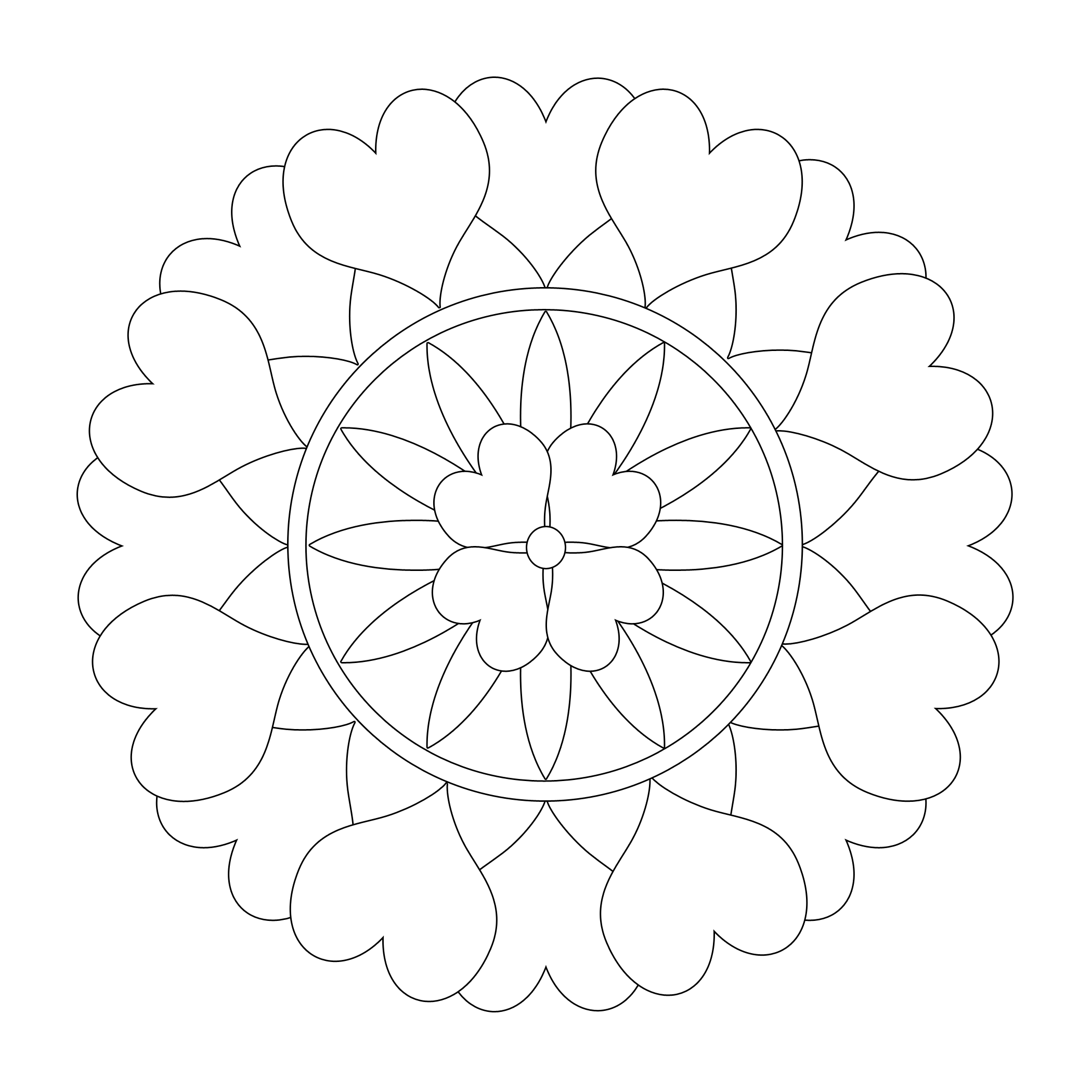 mandala coloring pages free printable adults image result for adult colouring mandala flower patterns printable pages mandala free coloring adults