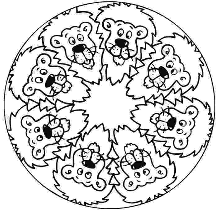 mandala coloring pages kids free printable mandalas for kids best coloring pages for kids coloring pages mandala