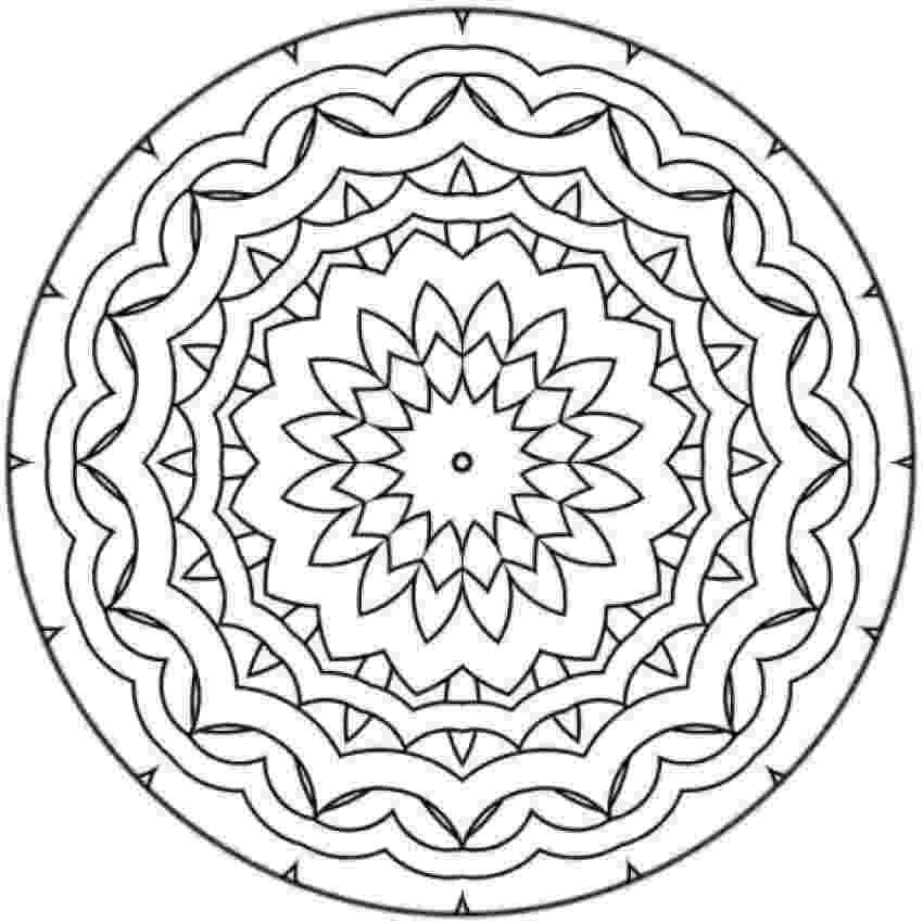 mandala coloring pages kids mandala coloring pages for kids to download and print for free mandala kids pages coloring