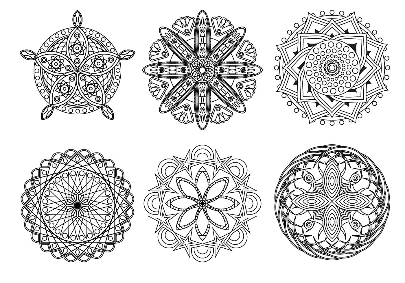mandala free free mandala vector download free vector art stock mandala free