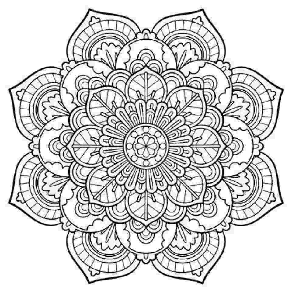 mandala free get this free mandala coloring pages for adults 42893 mandala free