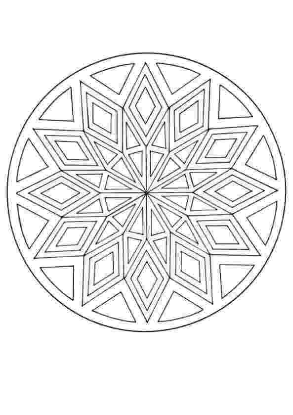 mandala free mandala with a diamond pattern mandalas for advanced mandala free
