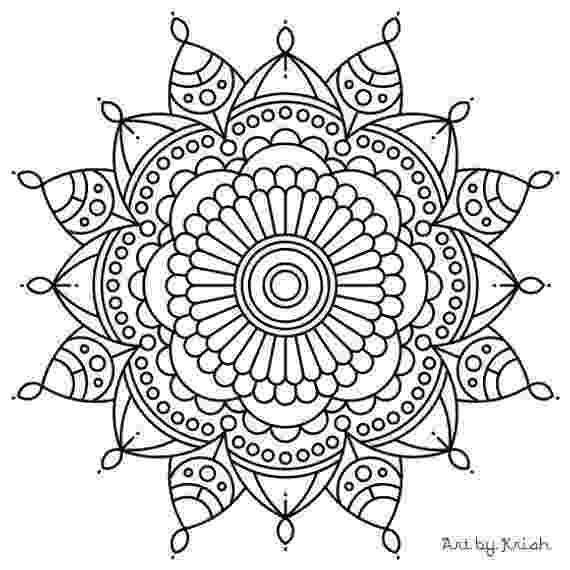mandala print animal mandala coloring pages to download and print for free mandala print