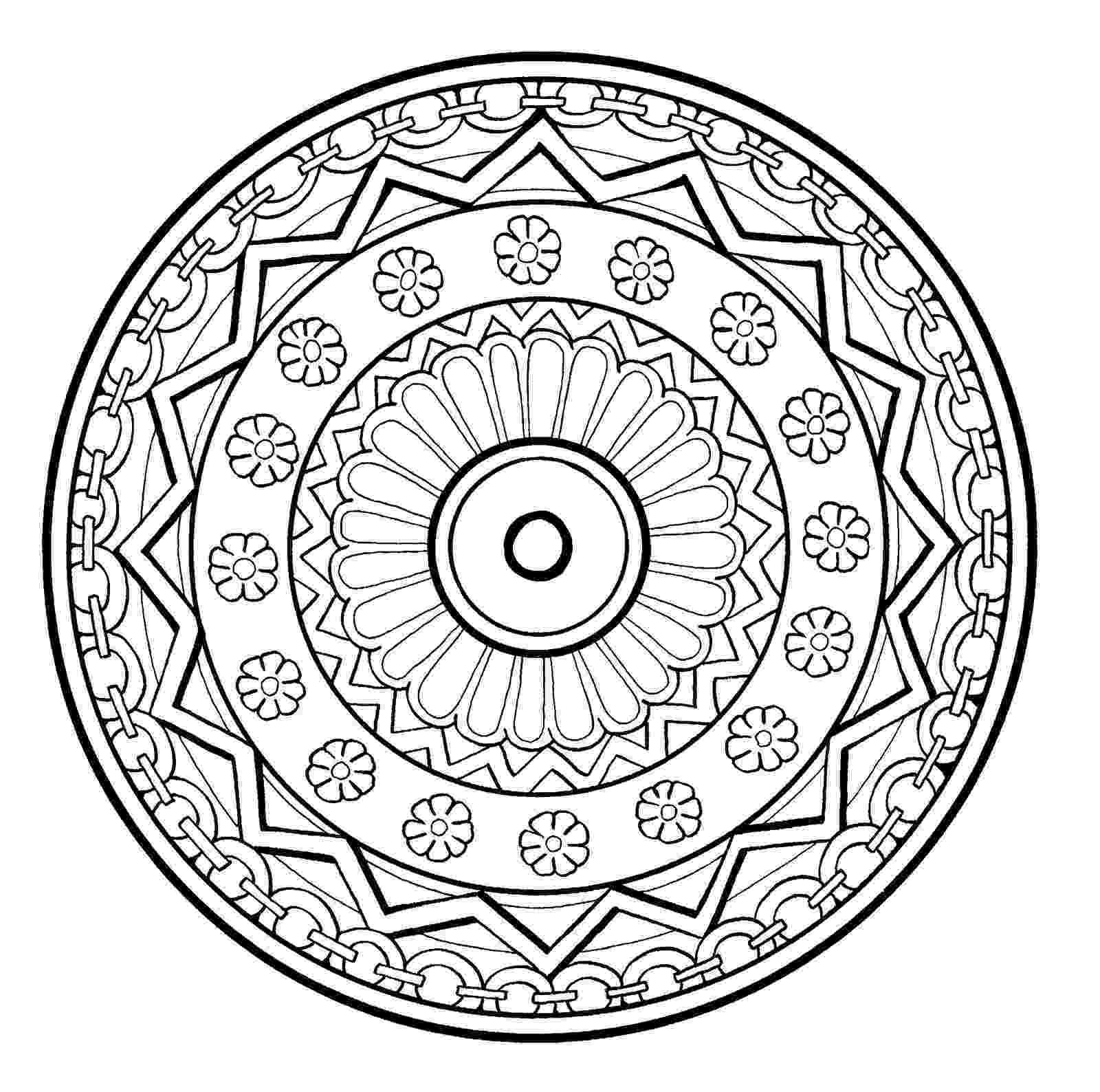 mandala to color celtic mandala coloring page free printable coloring pages color mandala to
