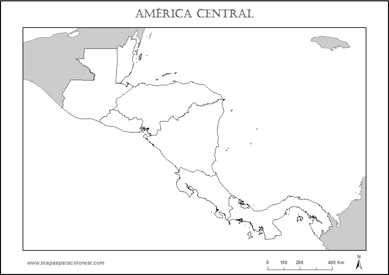 mapa de centroamerica mapa mudo centroamerica centroamerica de mapa