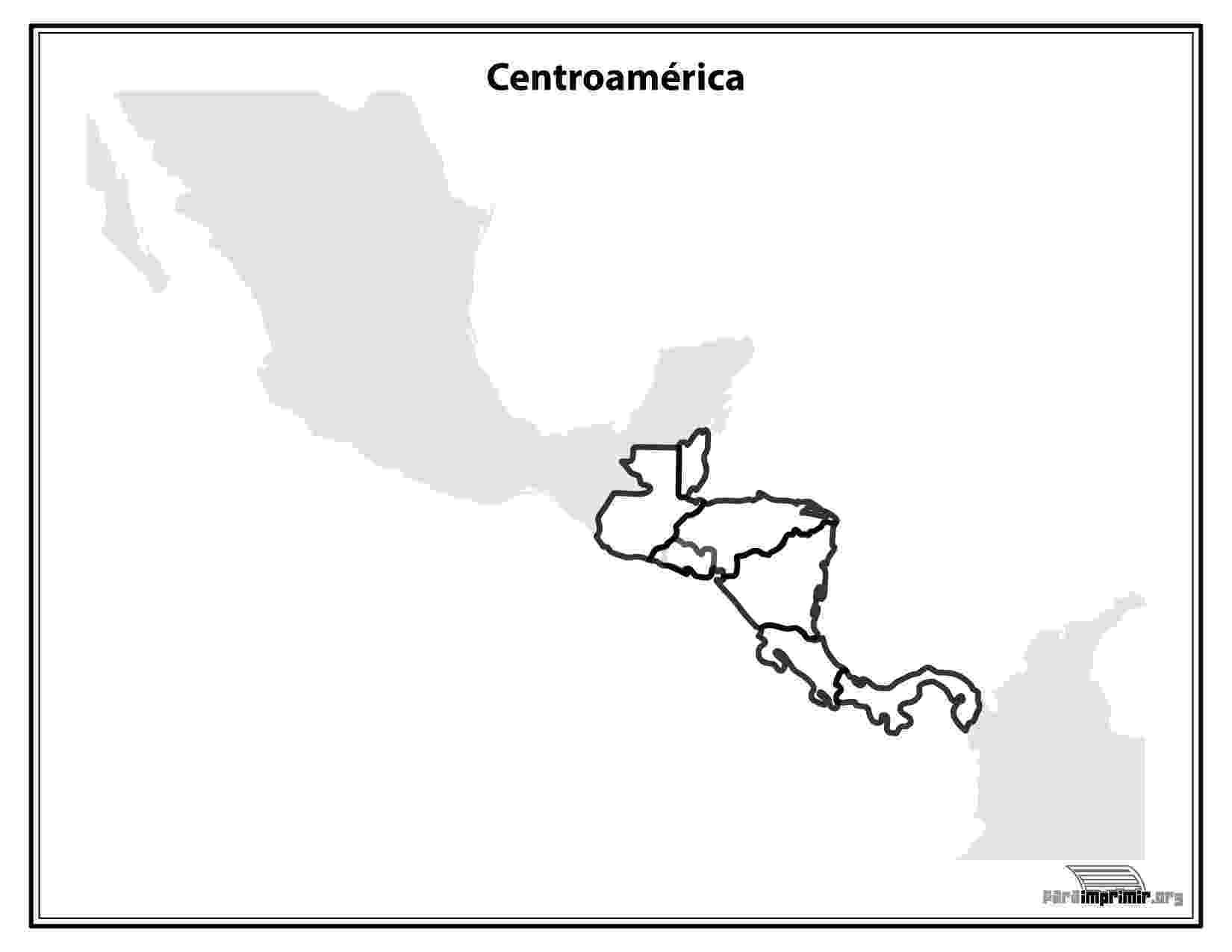 mapa de centroamerica mapa mudo centroamerica de centroamerica mapa