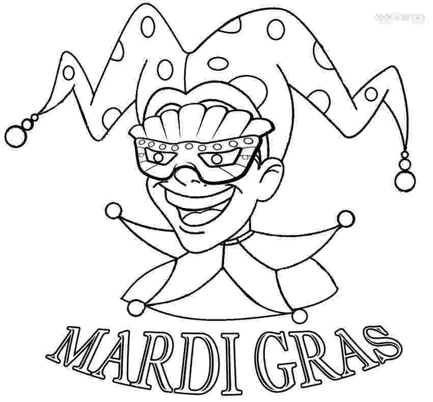 mardi gras coloring sheets printable free printable mardi gras coloring pages for kids sheets mardi coloring gras printable