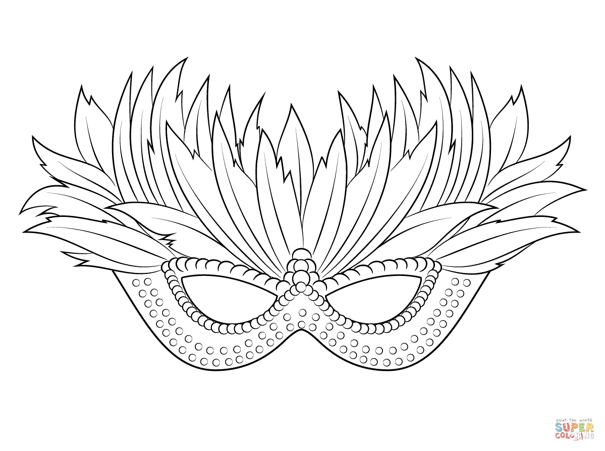 mardi gras mask coloring sheet printable mardi gras coloring pages for kids cool2bkids coloring mask gras mardi sheet