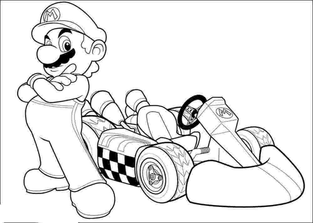 mario kart coloring pages mario coloring pages to print minister coloring mario coloring kart pages