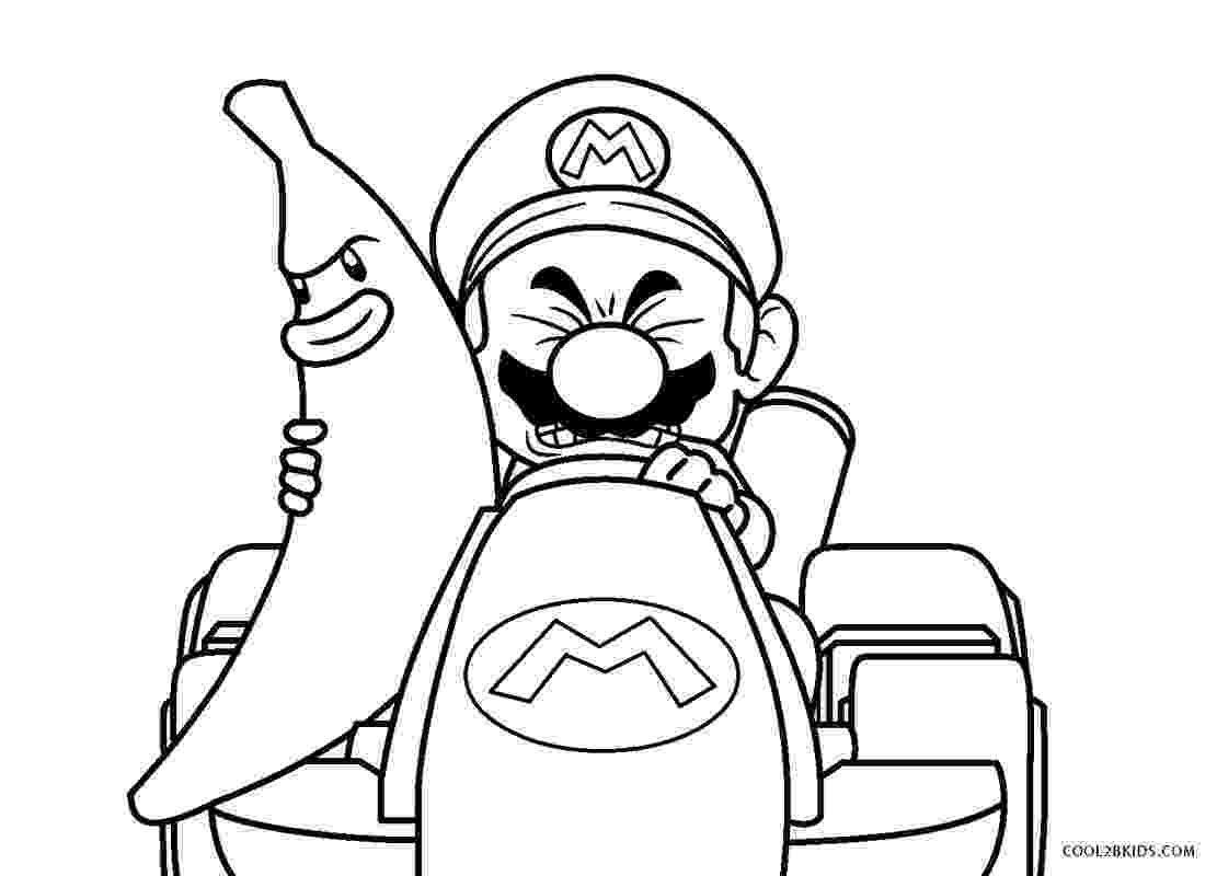 mario kart coloring pages mario kart coloring pages best coloring pages for kids kart mario coloring pages