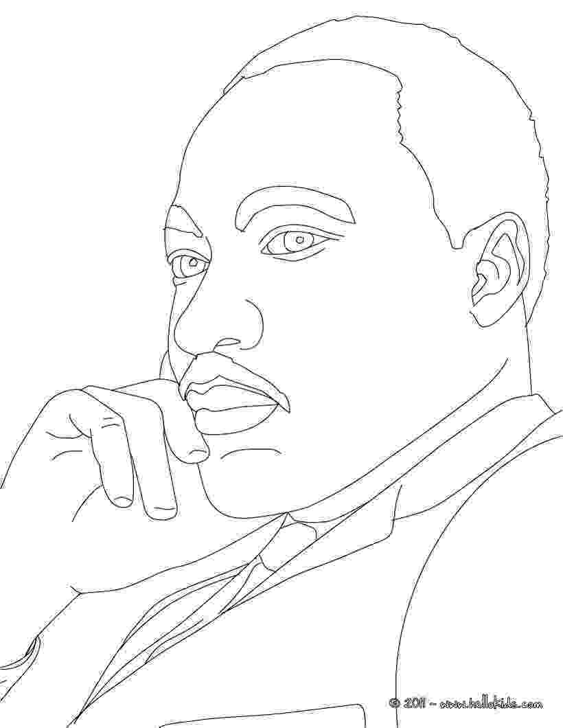 martin luther king coloring sheets free free printable martin luther king coloring pages at martin free luther king coloring sheets