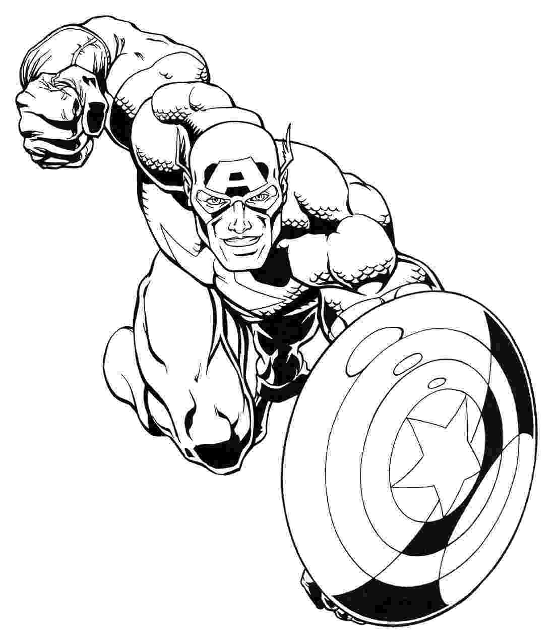 marvel coloring page marvel coloring pages best coloring pages for kids marvel page coloring