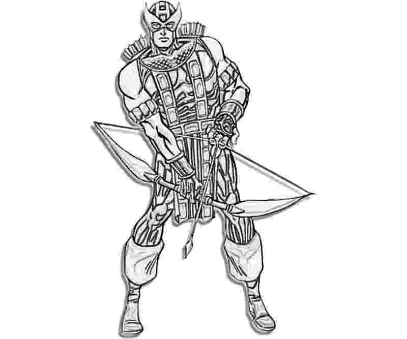 marvel hawkeye coloring pages hawk guy marvel pages coloring pages hawkeye coloring marvel pages