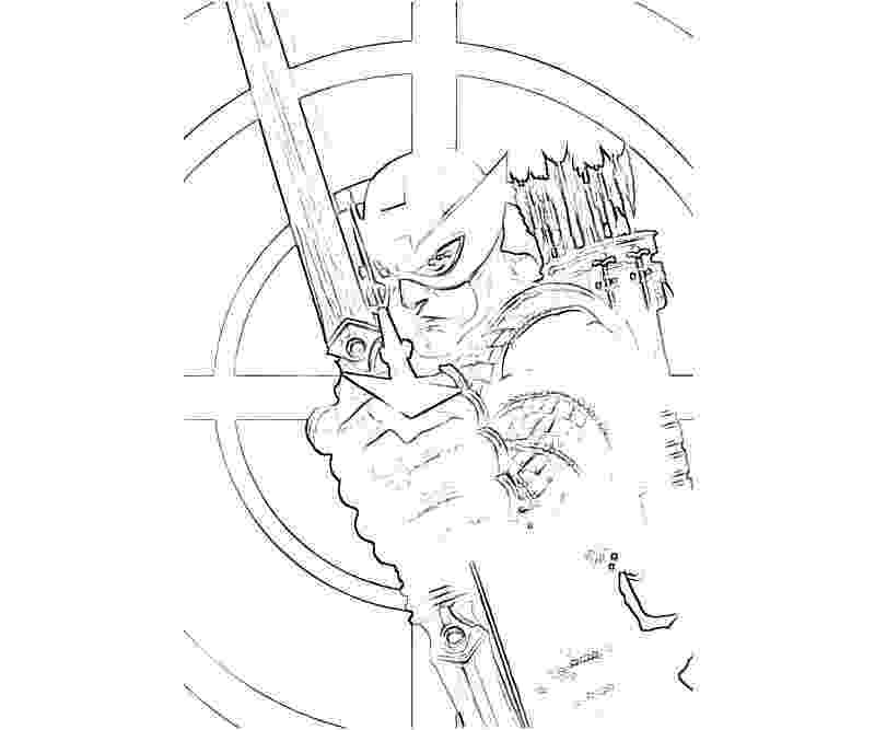 marvel hawkeye coloring pages hawkeye by kaufee on deviantart coloring marvel pages hawkeye