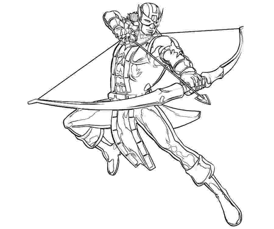 marvel hawkeye coloring pages hawkeye coloring pages from captain america civil war marvel hawkeye pages coloring