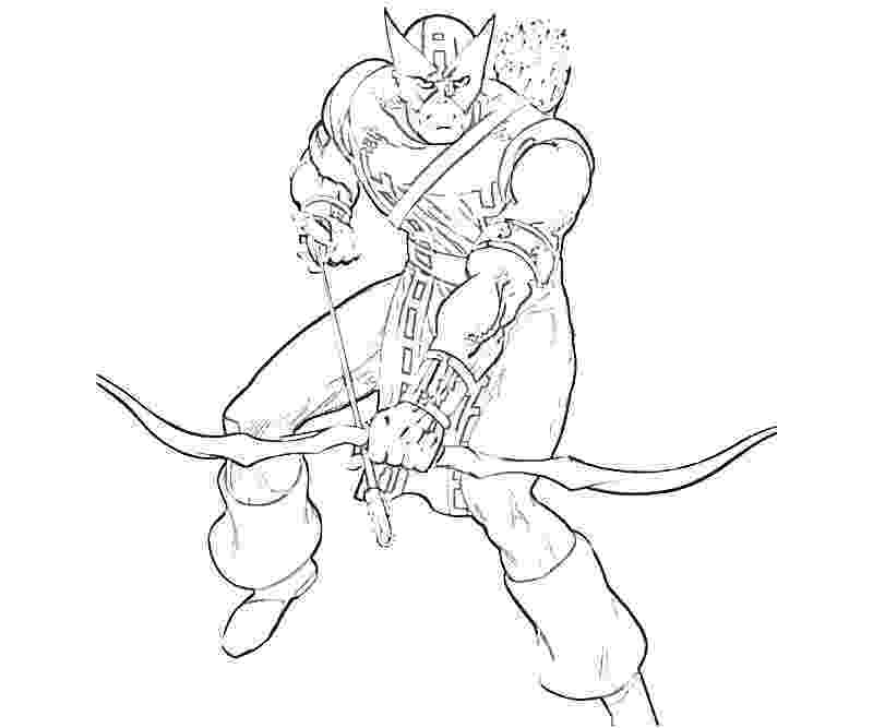 marvel hawkeye coloring pages marvel hawkeye coloring pages with superhero mockingbird pages coloring marvel hawkeye