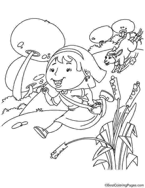 mary had a little lamb coloring page 89 best images about coloring pages on pinterest english coloring mary a lamb had little page