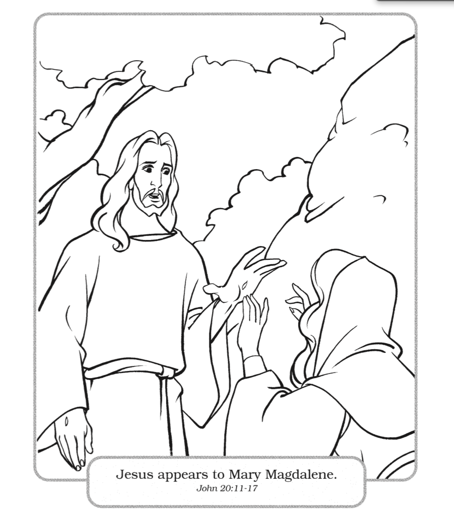 mary magdalene coloring page 17 best images about mary magdalene posted by the magdalene mary page coloring