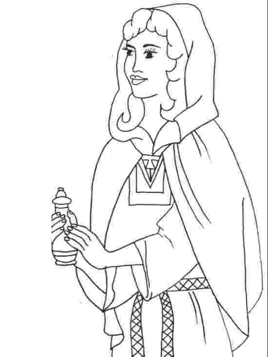mary magdalene coloring page pin by linda burns smith on coloring pages bible magdalene mary coloring page