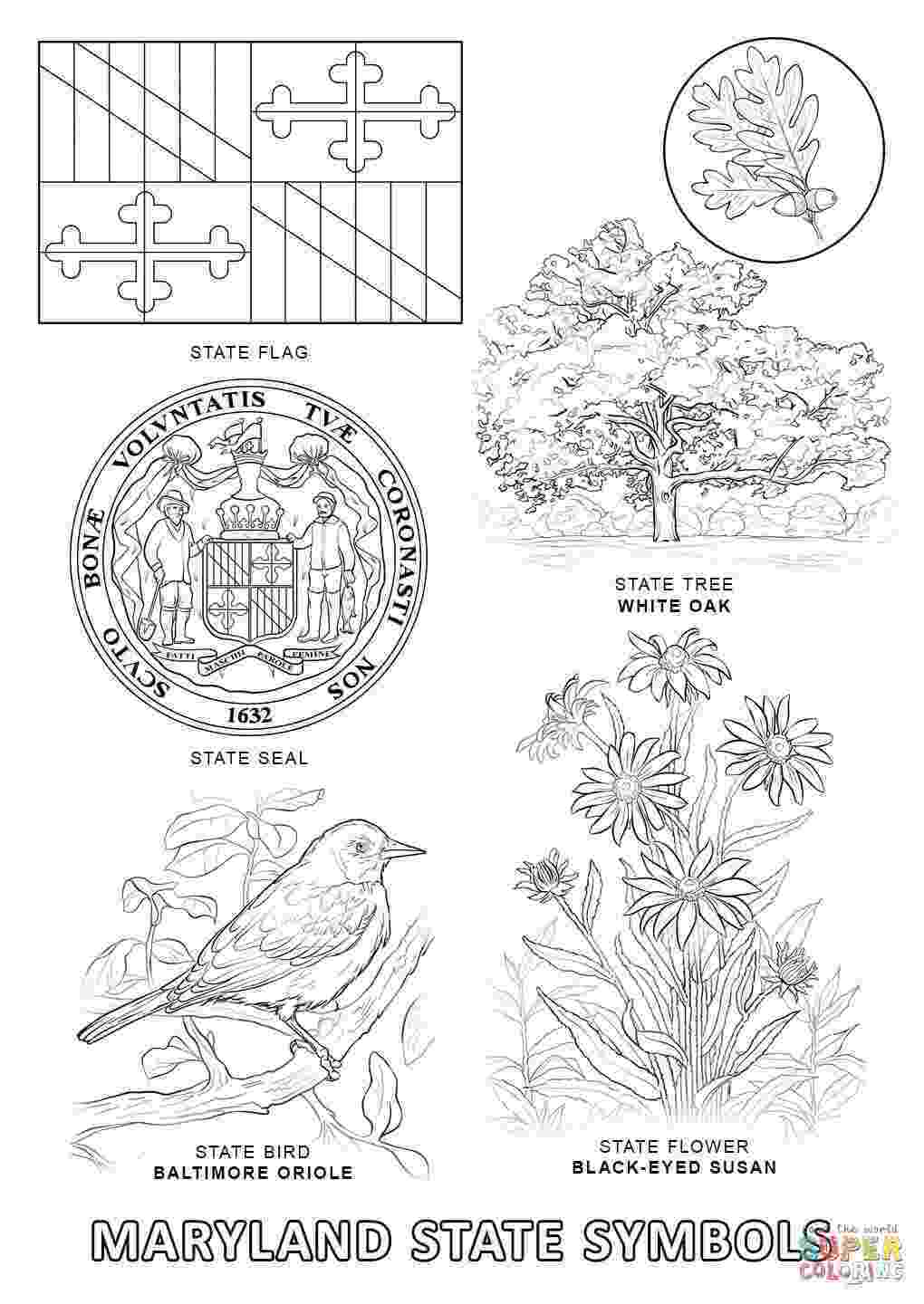 maryland coloring pages us state flash cards maryland coloring page crayolacom maryland pages coloring