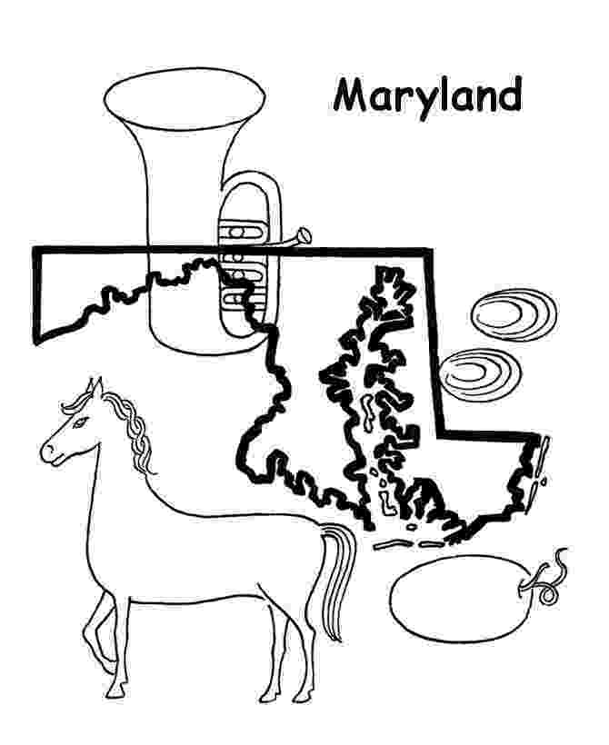 maryland flag coloring page maryland state flag coloring page coloring pages flag coloring maryland page