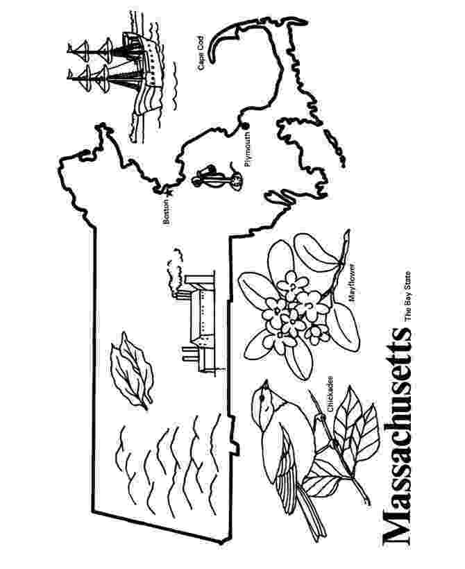 massachusetts state seal coloring page new hampshire state symbols coloring page free printable seal massachusetts coloring state page