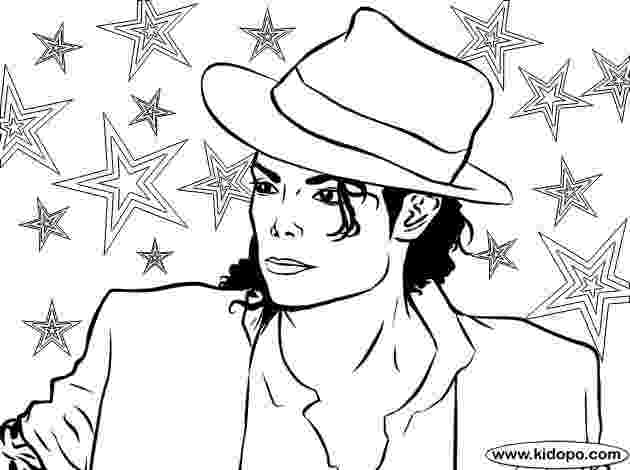 michael jackson colouring pages michael jackson coloring page free printable coloring pages colouring jackson michael pages