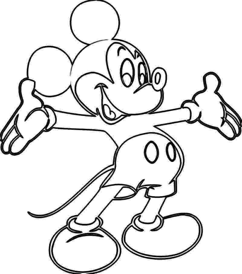 mickey mouse color sheets mickey mouse coloring pages disney coloring book sheets mickey color mouse