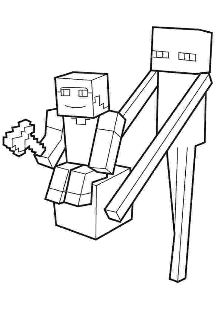 mincraft coloring pages minecraft coloring pages print them for free 100 mincraft coloring pages
