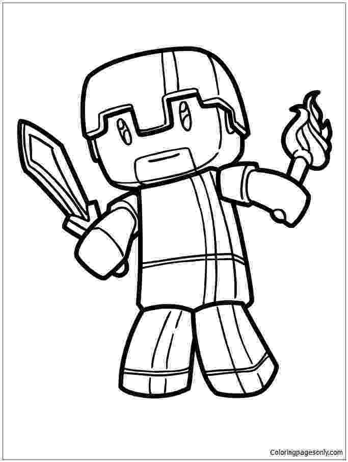 minecraft herobrine coloring page minecraft coloring pages herobrine more minecraft page minecraft coloring herobrine