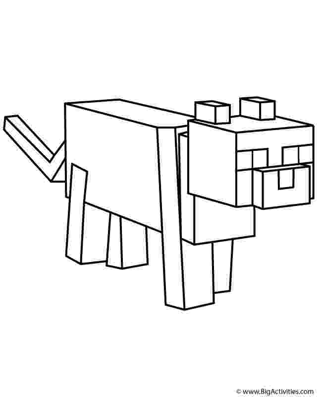 minecraft ocelot coloring pages 21 best minecraft coloring pages images on pinterest minecraft ocelot pages coloring