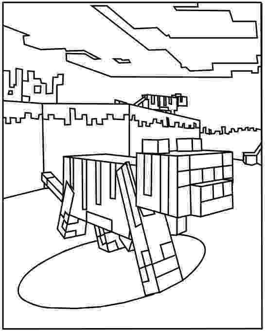 minecraft pig printable minecraft coloring pages coloring pages coloring and printable pig minecraft