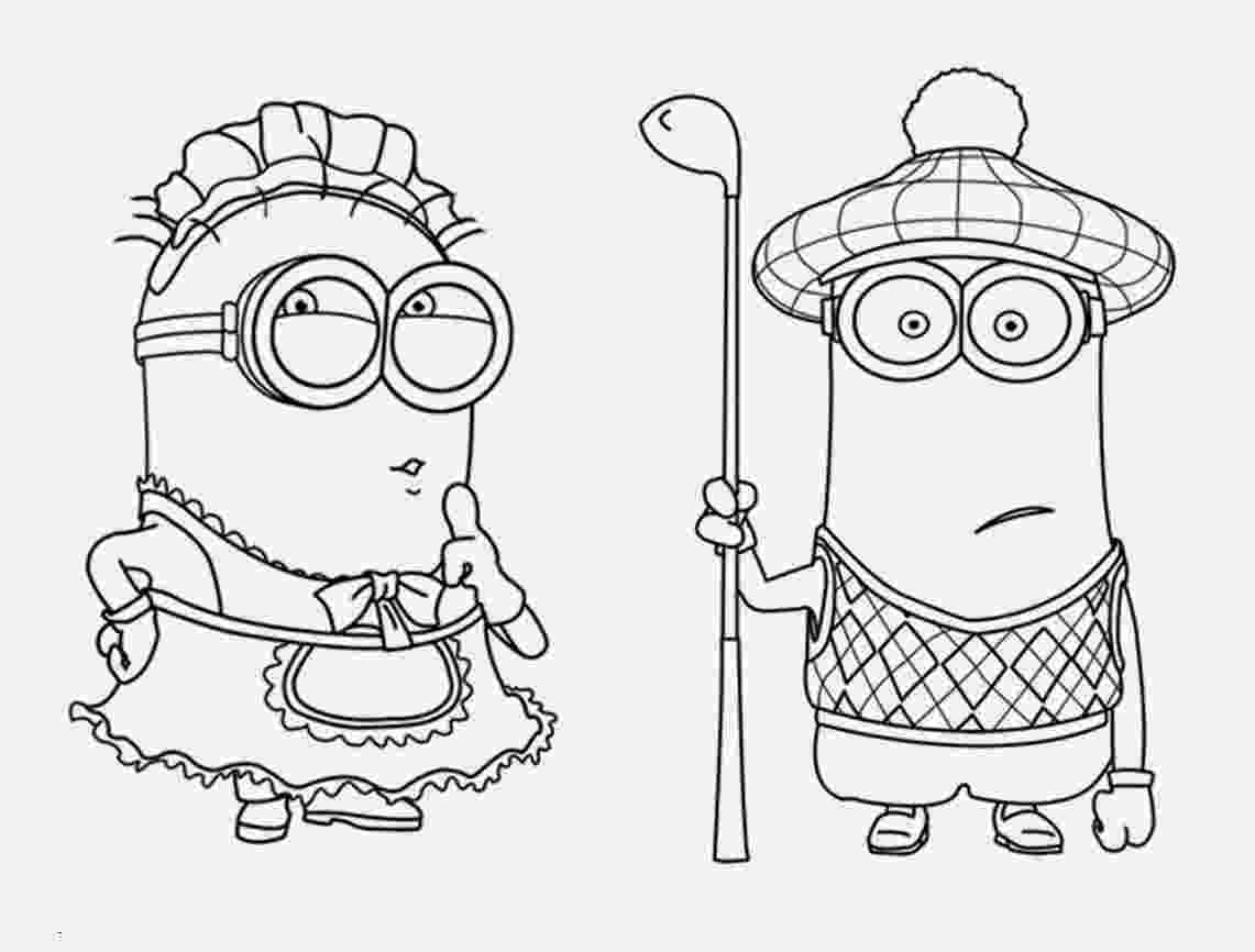 minion coloring pages online angry captain minion coloring page free coloring pages minion online pages coloring