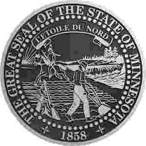minnesota state seal picture aluminum state sealsaluminum state seal plaques minnesota state seal picture