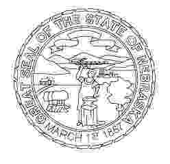 minnesota state seal picture minnesota state seal coloring page free printable seal picture state minnesota