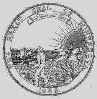 minnesota state seal picture west saint paul antiques seal picture minnesota state