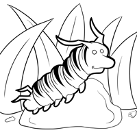 monarch butterfly life cycle coloring page free monarch butterfly and caterpillars coloring images butterfly cycle life coloring monarch page