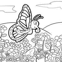monarch butterfly life cycle coloring page free monarch butterfly and caterpillars coloring images coloring butterfly cycle page monarch life