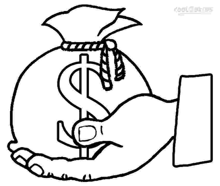 money coloring page money coloring page worksheet educationcom coloring page money