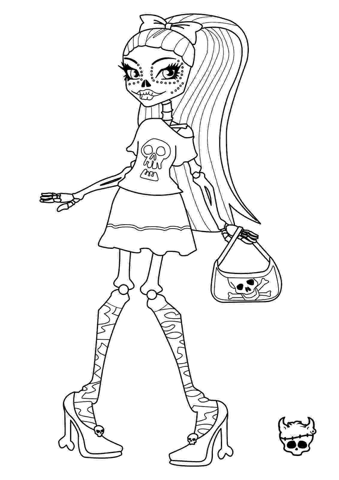 monster high coloring book games monster high operetta coloring page free printable coloring high games monster book