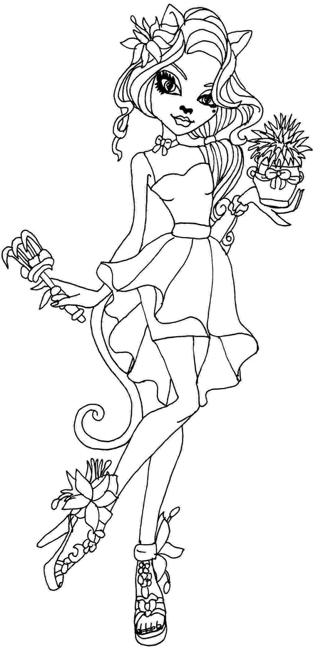 monster high free colouring pages monster high boys coloring pages team colors high pages colouring monster free
