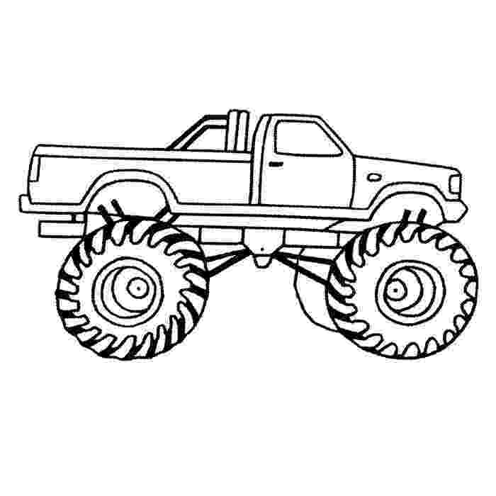 monster truck color pages 40 free printable truck coloring pages download color monster pages truck